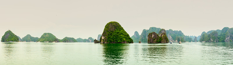 Vietnam Heritage Tour - Day 1- Hạ Long Bay