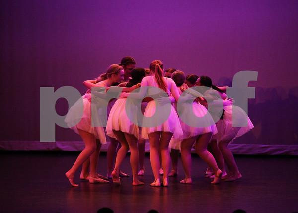 FAREWELL DANCE - Mane Attraction Seniors