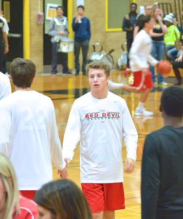Varsity vs Hinsdale South  12-8-2015