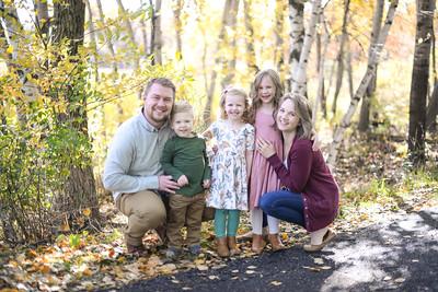 Hanson Family Fall 2019