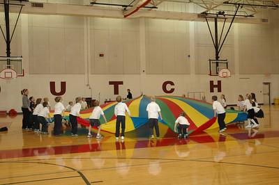 Primary School PE Sharing Programs
