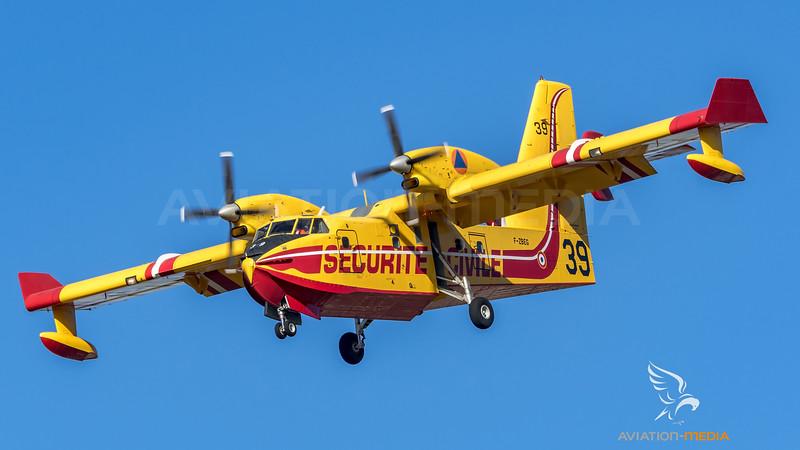 Securite Civile / Canadair CL-415 / F-ZBEG 39