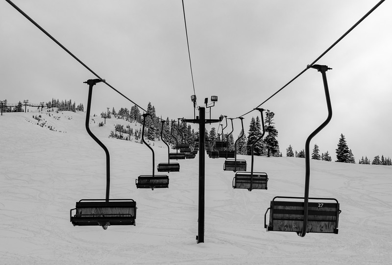 Ski-lift to Heaven