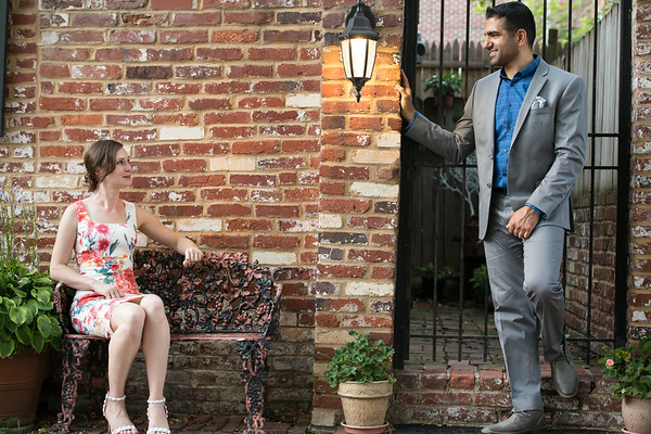 Lindsey and Ashkan - The Engagement