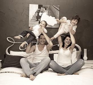 Portraits Famille B