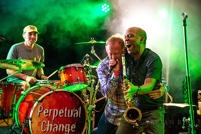 Perpetual Change at Milburn Country Club 9.17.16
