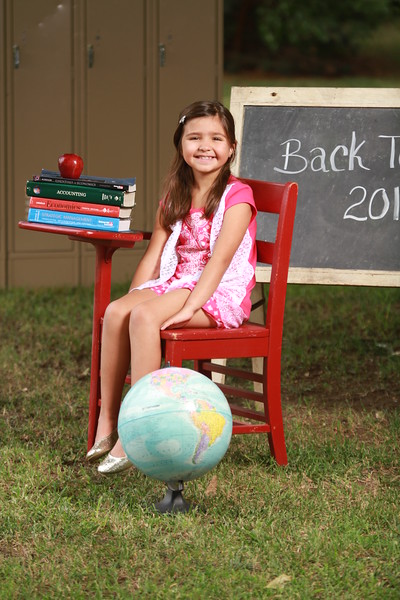Gabby Back to School