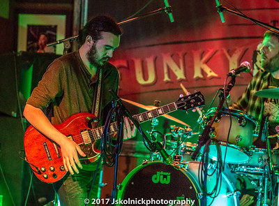 1/15/17 Ben Sparaco Biscuit Sunshine Fest after party