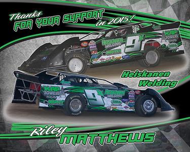 Riley Matthews Sponsors