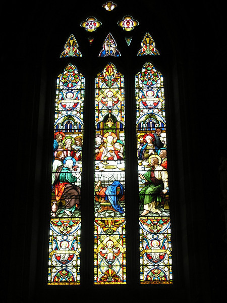 Last Supper - Saint Patrick's Cathedral