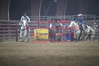 sun 10. Steer Wrestling