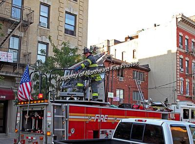 Bronx- 2425 Hoffman- 9/12/12