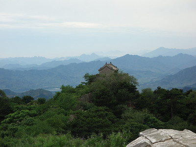 Yuanlianguan to Mutianyu Great wall