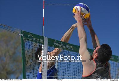 Sorgente-Fabbio vs Piersanti-Bregliozzi #UmbriaCup2017 #BeachVolley