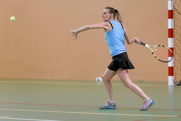 Tennis - Celine M. II