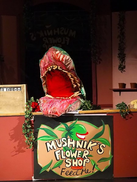 Little Shop of Horrors @LTC
