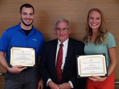2015 Jerry E. Dempsey Leadership Award Winners