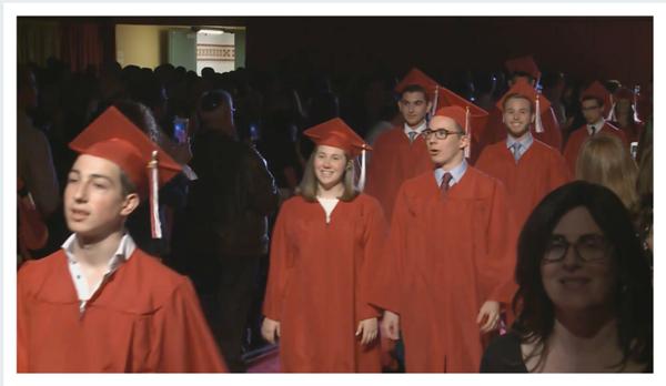 06 Ari Morrison's HS Graduation