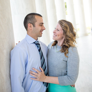 Kate & Andy's Engagement Portraits