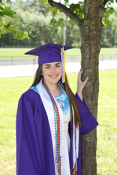 Jess Cap and Gown