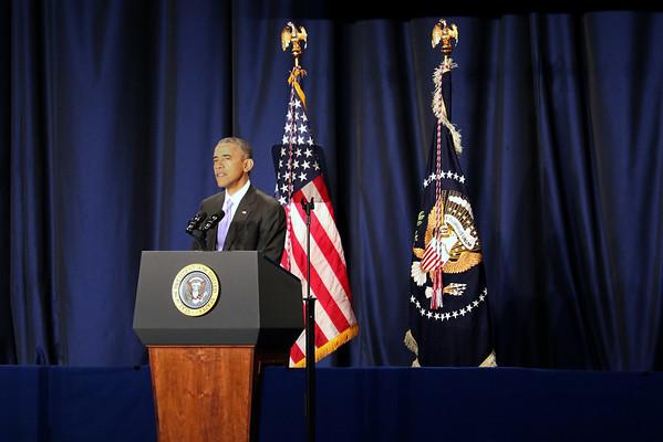 President Obama to SES