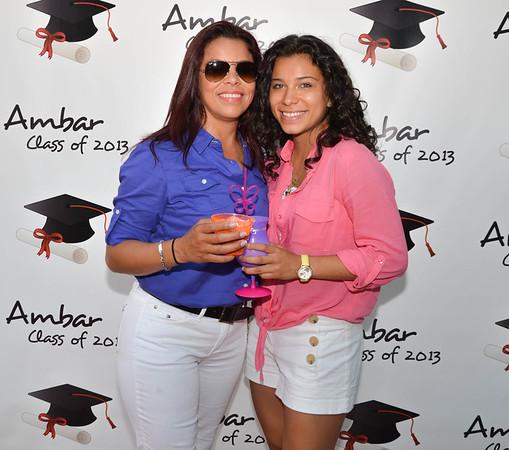 Ambar Graduation Party