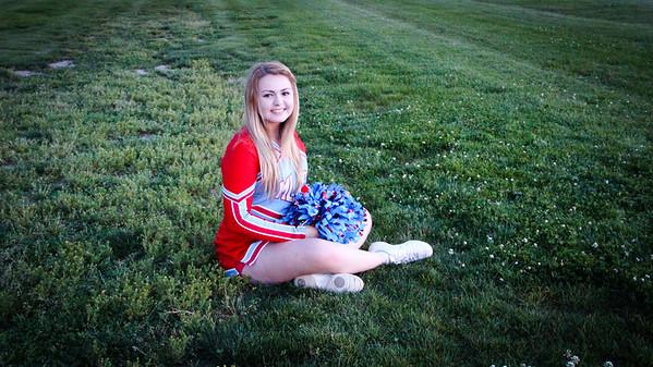 ML Cheer May 2014 Megan