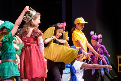 2018-08-08 Young Actors dress rehearsal and summer camps