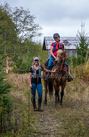 Ride & Tie Teams and a Trail Rider