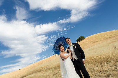 Naychi and Collin Wedding / Boundary Oak Country Club