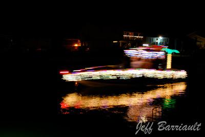 2007-12-15 Bayou Vista Christmas Boat Parade