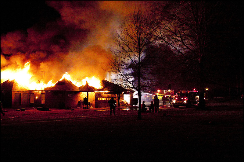 2009-01-09 Country Place Fire
