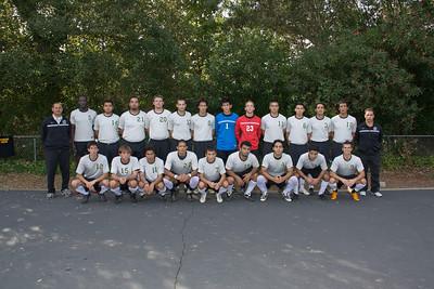 PUC Mens Soccer Team Pics 2009