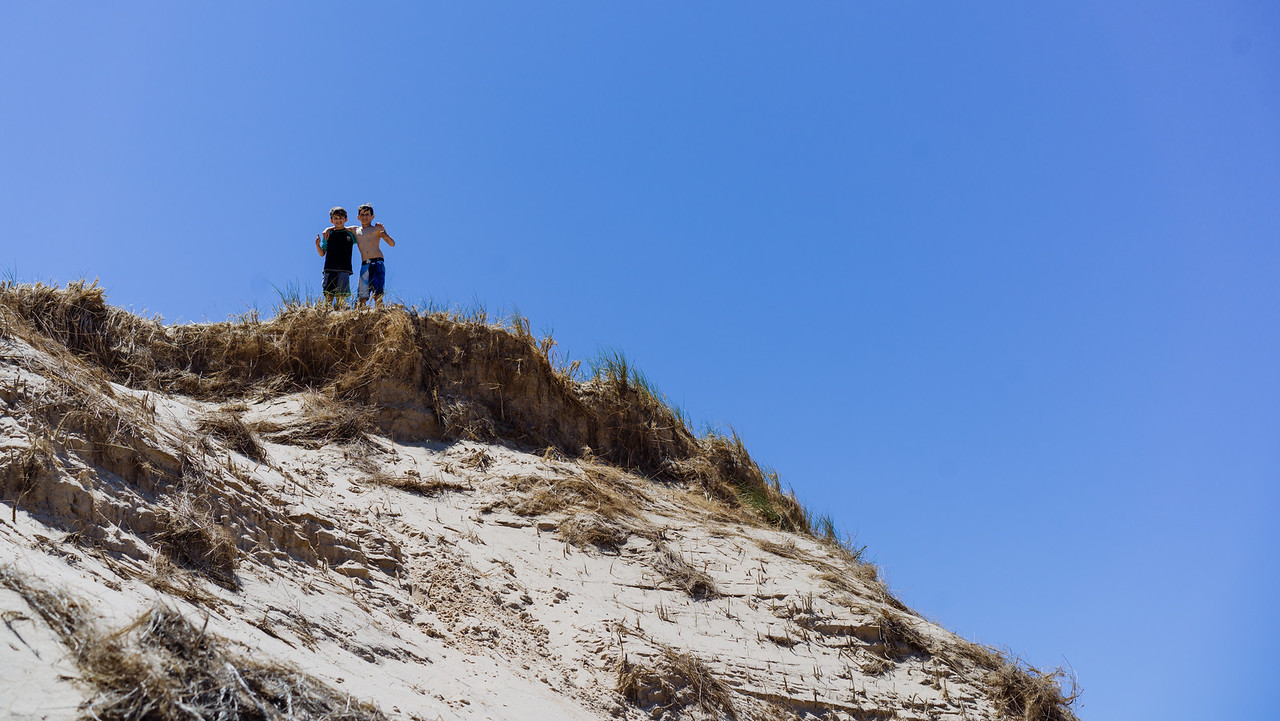 Les rois de la dune!