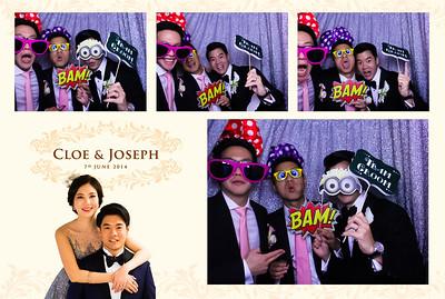 Cloe & Joseph Wedding 7th June 2014