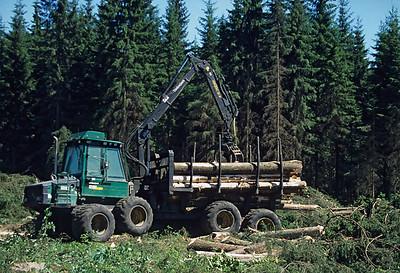 Timberjack 1210B