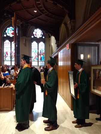 Bishop Hendricken Graduation 2019