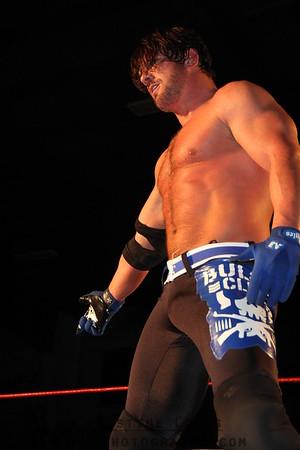 Jason Blade vs AJ Styles