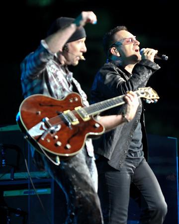 U2 @ FedExField, Washington