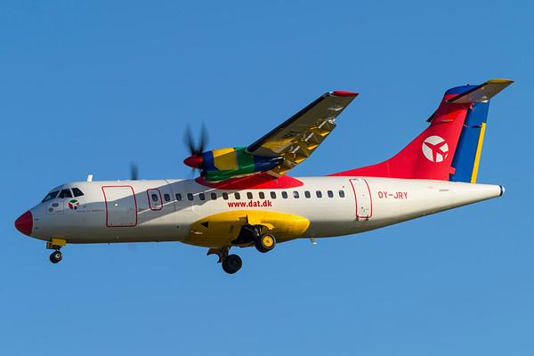 OY-JRY - ATR 42-320