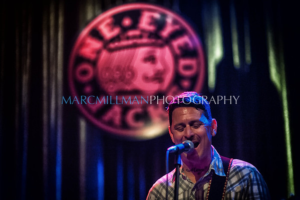 Eric Lindell @ One Eyed Jacks (Sun 5/8/11)