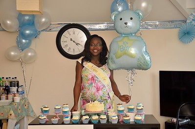 RONKE'S BABY SHOWER