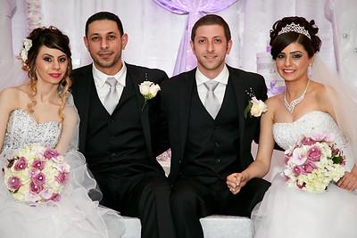 Ramzy & Hiba, Sami and Zahraa Wedding