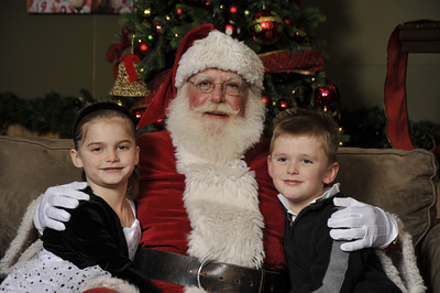 Santa Photos - Friday Afternoon 12:15pm to 3pm