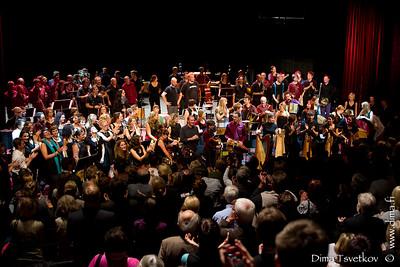 Folk Big Band 07.09.2011