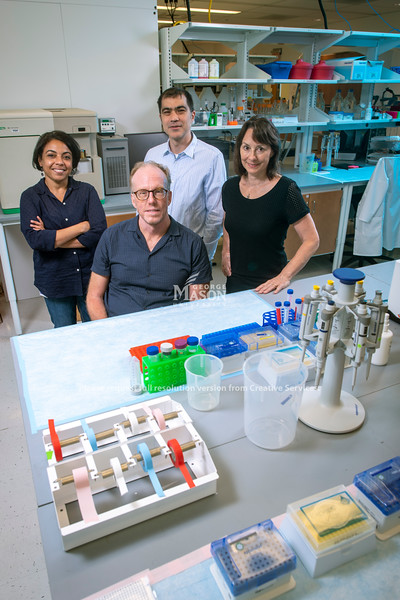 mRNA technology research
