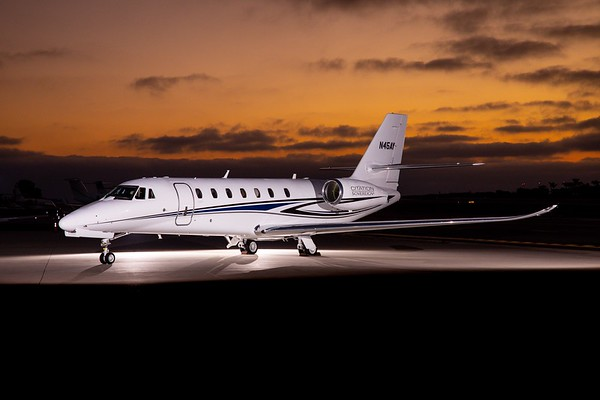 Citation Sovereign+ N45AY (High Res)