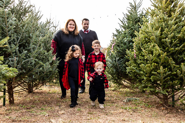 bond family :: christmas 2019