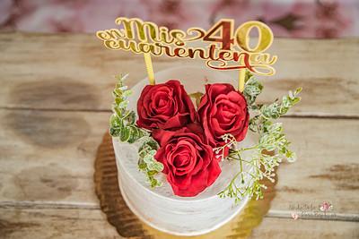 15. Pastel Tipo 40tena little Desert
