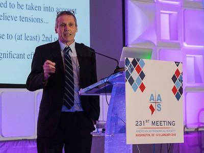 RAS Medal Prize Lectureship: Nick Kaiser